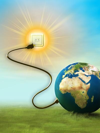 Empresa voltada à sustentabilidade, voltada ao cuidado com o meio ambiente