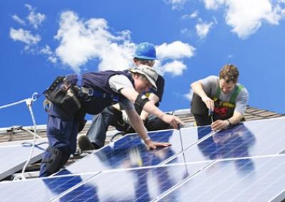 Instalação e Manutenção de Sistema de Energia Solar